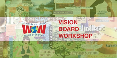 WOW Vision Board Workshop tickets