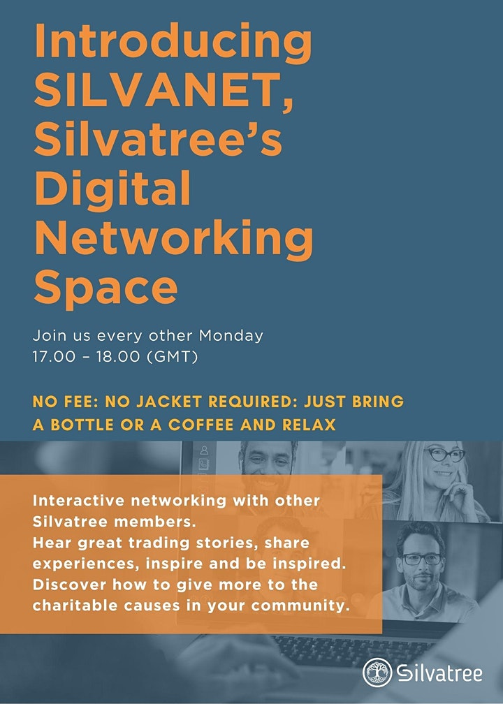 SilvaNet - Silvatree's Digital Networking Event image