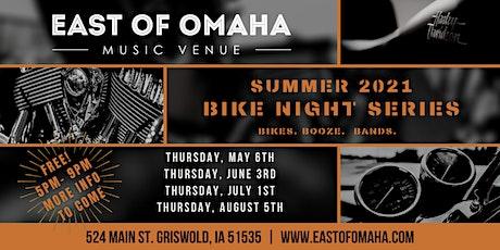 Summer 2021 Bike Night Series at EOO tickets