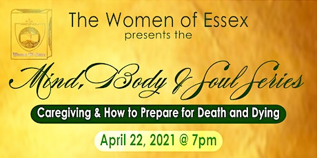 "The Women of Essex, ""Mind, Body, & Soul Series"" tickets"