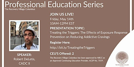 Professional Education Series: Treating Triggers tickets