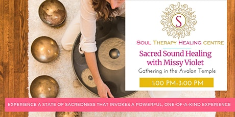 Sacred Sound Healing Journey with Missy Roseman tickets