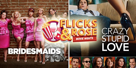 Flicks and Rose Outdoor Movies 2021 SPRING Edition tickets