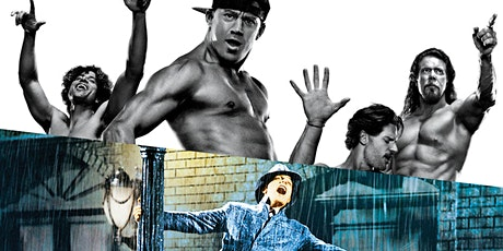 Queens Drive-In: Singin' in the Rain + Magic Mike XXL tickets
