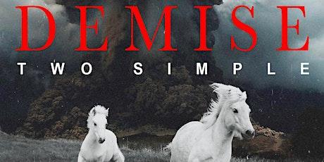 DEMISE Fashion Show tickets