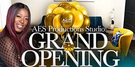 AES Productions Studio Grand Opening tickets