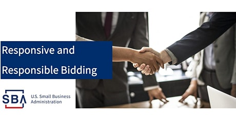 Responsive and Responsible Bidding tickets