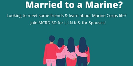 MCRD L.I.N.K.S. for Spouses tickets