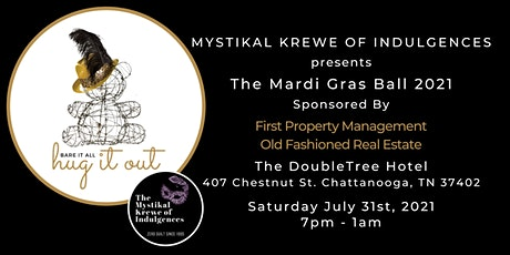 Copy of Mardi Gras 2021:  Bare it All & Hug it Out tickets