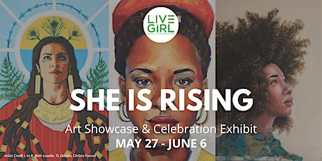 She is Rising Arts Benefit: Family Fun Friday tickets