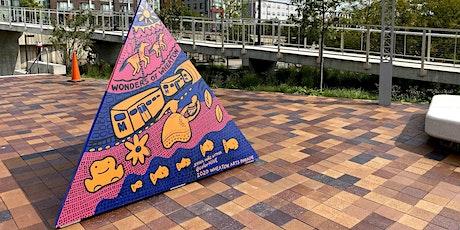 Paths of Pyramids - Outdoor Sculpture Walk tickets