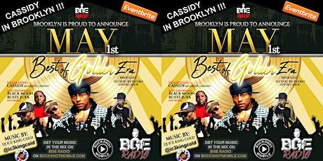 Black Moon hip-hop show  in Brooklyn !!! Best of The Golden Era tickets