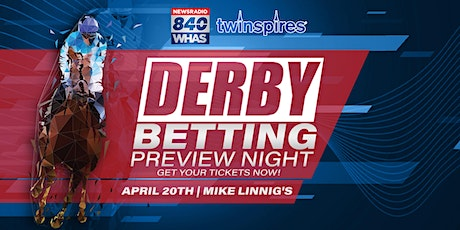 840 WHAS Derby Betting Preview Night 2021 tickets