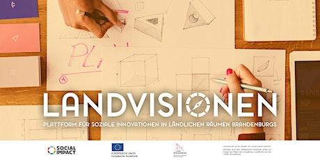Online Workshop - Design Thinking_Brandenburg  | 2021 Tickets