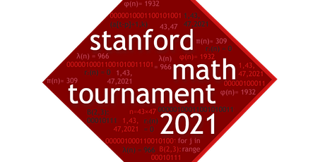 Stanford Math Tournament 2021 tickets