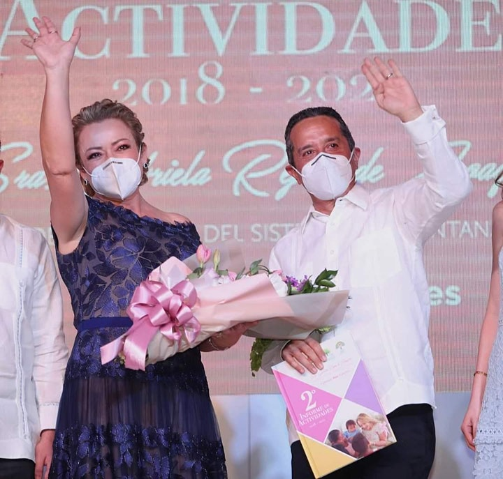 Imagen de PORTAL RESULTADOS 2DO.INFORME DE ACTIVIDADES,SRA.GABY REJÓN DE JOAQUÍN