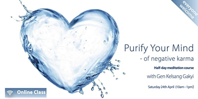 Half-day Course: Purify Your Mind