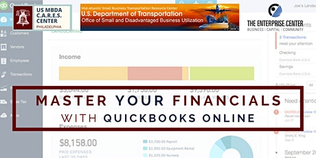 Quickbooks Online Training tickets