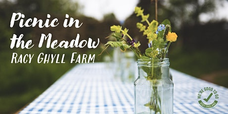 Picnic in the Meadow | Racy Ghyll Farm tickets