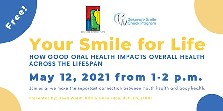 Your Smile for Life: An Oral Health Family Information Session tickets
