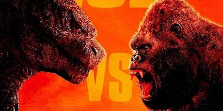 K.I.J.K@!. Godzilla v Kong LIVE OP TV 2021 tickets
