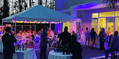 Bella Mia Spring Wine Dinner with Marcello Palazzi and Chef David Rashty tickets