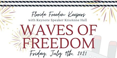 Waves of Freedom w/KrisAnne Hall tickets
