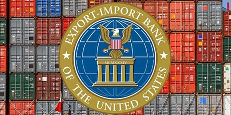 EXIM's Program on China & Transformational Exports tickets