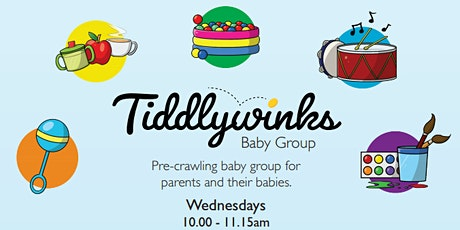 Tiddlywinks Baby Group tickets