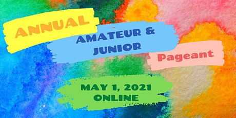 Annual Amateur & Junior Pageant tickets