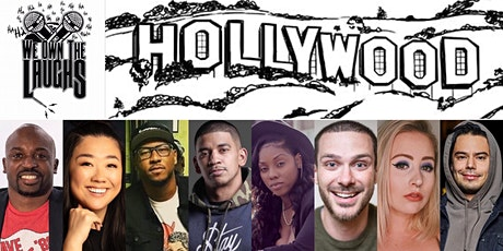 We Own The Laughs: Hollywood tickets