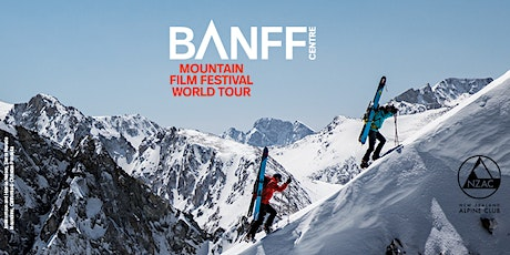 Banff Mountain Film Festival World Tour - CHRISTCHURCH 2021 tickets