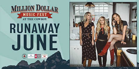 Million Dollar Music Fest - Runaway June tickets