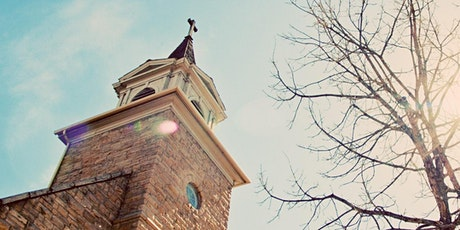 Grace Church Presbyterian Worship - March 25, 2021 tickets