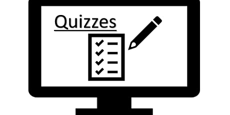 Quizzes in Canvas Workshop tickets