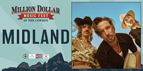 Million Dollar Music Fest - Midland tickets