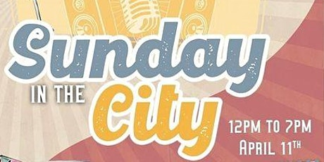 Sunday In The City tickets