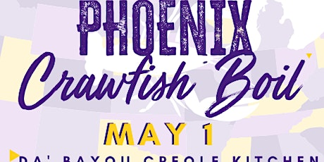 Grab and Geaux Crawfish Boil tickets