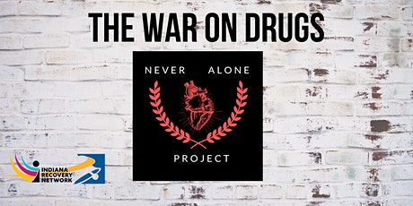 The War on Drugs - Harm Reduction Training tickets