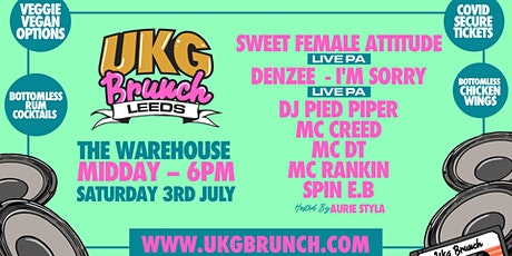 UKG Brunch - Leeds tickets