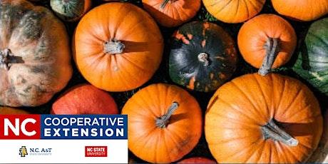 4-H Clover Class Series - Pumpkin Planting tickets