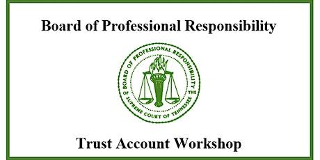 Trust Account Workshop - September 2021 tickets