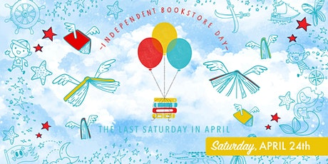 Indie Bookstore Day Extravaganza tickets