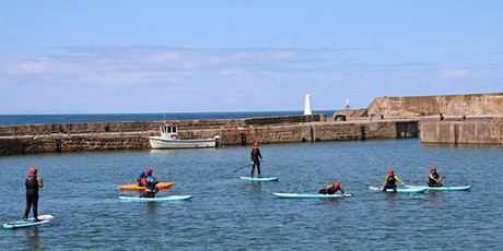 Cullen Sea School Paddlesports Session (up to 7th May 2021) tickets