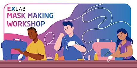 Mask Making Workshop  - EXLAB - Atlanta tickets