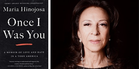 """NYU SPS ALL Book Club """"Once I Was You"""" with Dean Billie Gastic tickets"""