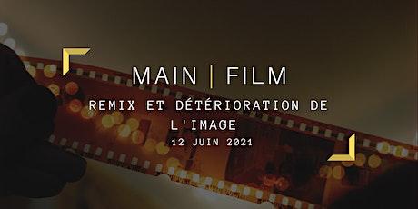 Remix et détérioration de l'image | En présentiel billets