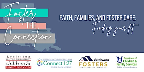 Foster the Connection Virtual Conference tickets