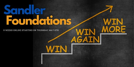 Crush Quota with Sandler Foundations tickets