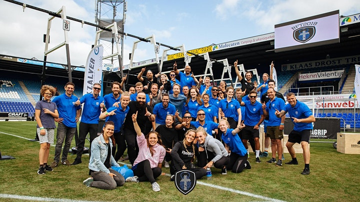 Afbeelding van Finale Healzzy2Go BlueFinger Throwdown 2021 | Scaled Women 35+
